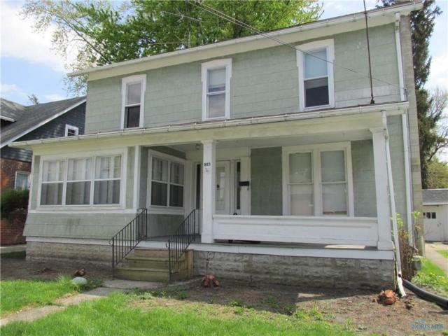 913 Woodlawn, Napoleon, OH 43545 (MLS #6039864) :: RE/MAX Masters