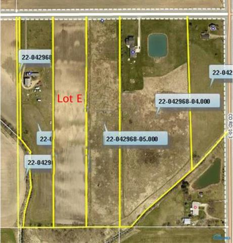 0 Co Rd S. Lot E, Lyons, OH 43533 (MLS #6040211) :: RE/MAX Masters