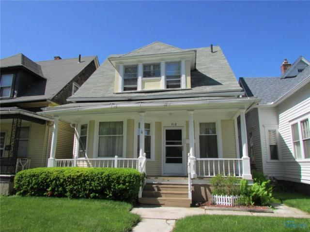 918 Prouty, Toledo, OH 43609 (MLS #6040308) :: RE/MAX Masters