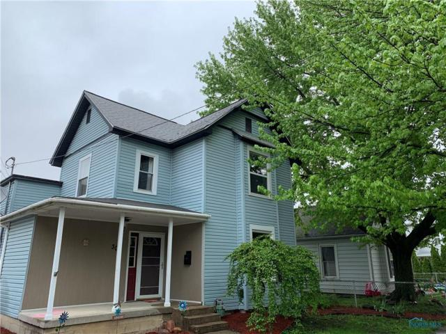 307 E Water, North Baltimore, OH 45872 (MLS #6040486) :: RE/MAX Masters