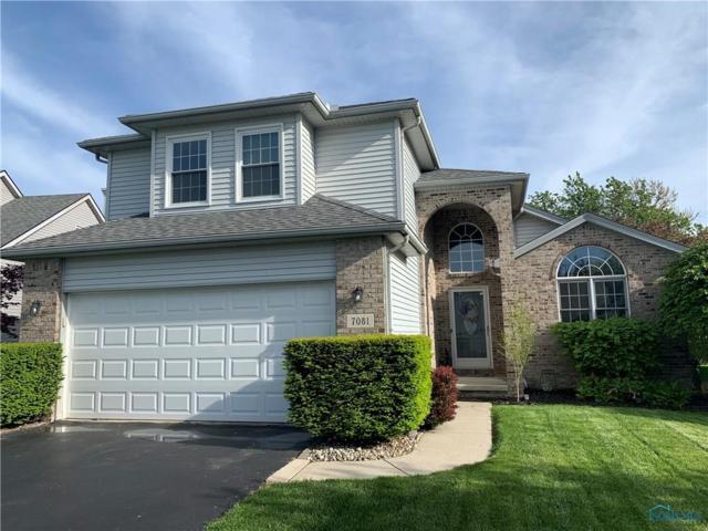 7081 Twin Lakes, Perrysburg, OH 43551 (MLS #6040614) :: Key Realty