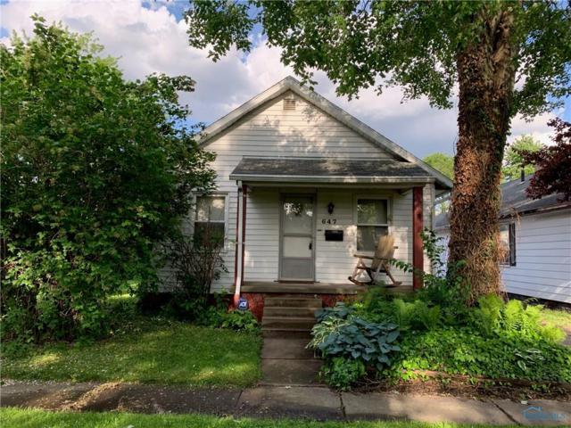 647 Wright, Toledo, OH 43609 (MLS #6040921) :: RE/MAX Masters