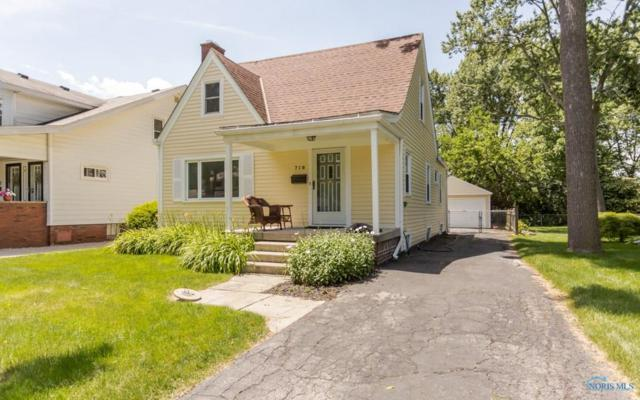 719 Johnson, Maumee, OH 43537 (MLS #6040972) :: RE/MAX Masters