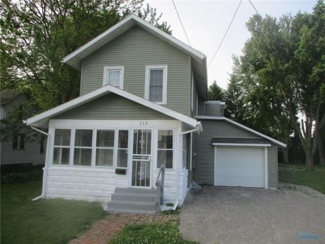 113 Sanderson, Swanton, OH 43558 (MLS #6040980) :: Key Realty
