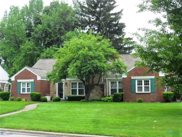 4350 Northmoor, Ottawa Hills, OH 43615 (MLS #6041047) :: RE/MAX Masters