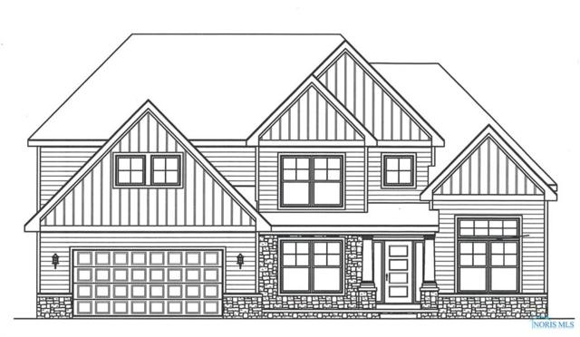 138 Taylors Mill Circle, Perrysburg, OH 43551 (MLS #6041080) :: Key Realty