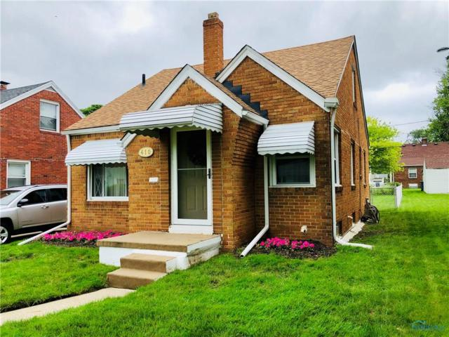 410 Darrow, Toledo, OH 43607 (MLS #6041126) :: Key Realty