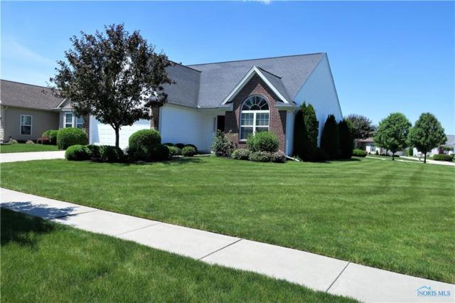 4924 Starboard, Maumee, OH 43537 (MLS #6041130) :: Key Realty