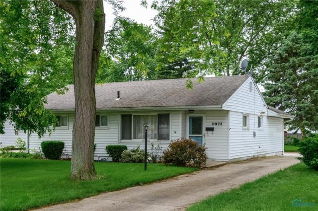 1071 Leith, Maumee, OH 43537 (MLS #6041366) :: RE/MAX Masters