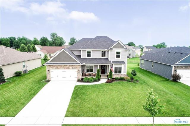 7645 Indian Town, Maumee, OH 43537 (MLS #6041484) :: Key Realty