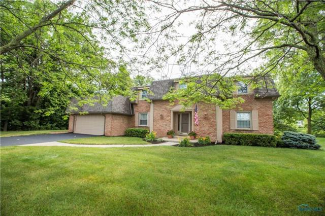 8 Old Coach, Bowling Green, OH 43402 (MLS #6041604) :: RE/MAX Masters