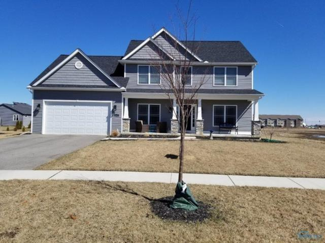 2643 Cross Ridge, Perrysburg, OH 43551 (MLS #6041620) :: Key Realty