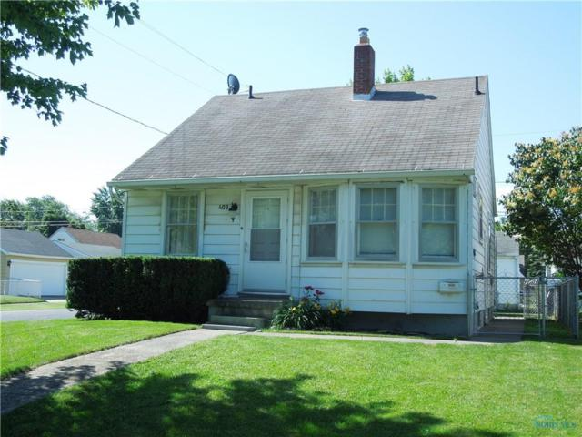 403 W Poinsetta, Toledo, OH 43612 (MLS #6041806) :: Key Realty