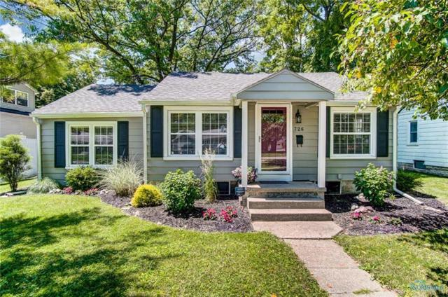 726 Mulberry, Perrysburg, OH 43551 (MLS #6041826) :: Key Realty