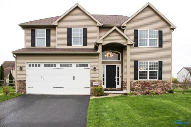 14851 Thistledown, Perrysburg, OH 43551 (MLS #6041899) :: Key Realty