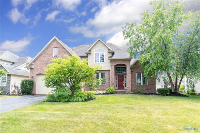 8947 Cedar Bend, Sylvania, OH 43560 (MLS #6042008) :: Key Realty