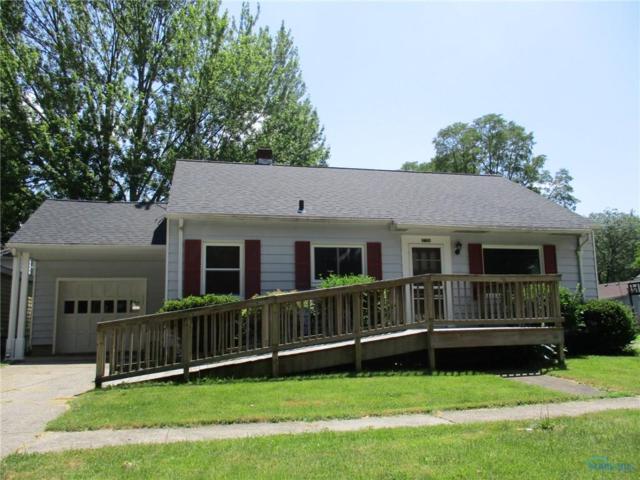 735 Park, Napoleon, OH 43545 (MLS #6042242) :: Key Realty