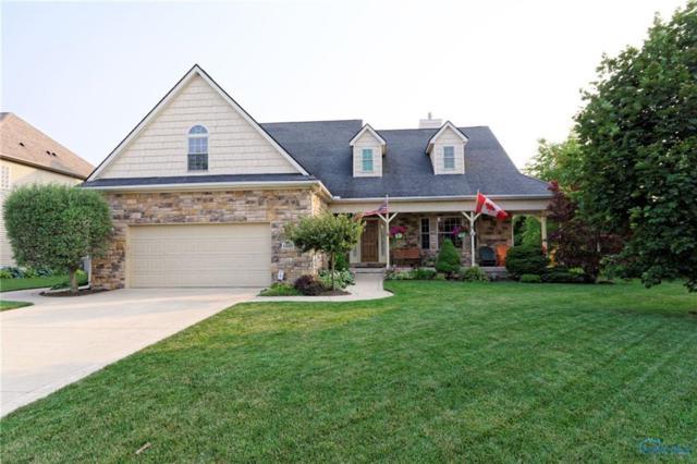 14611 Prairie Lake, Perrysburg, OH 43551 (MLS #6042288) :: Key Realty