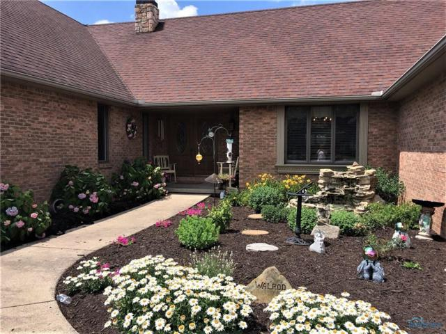 29263 Belmont Lake, Perrysburg, OH 43551 (MLS #6042489) :: Key Realty