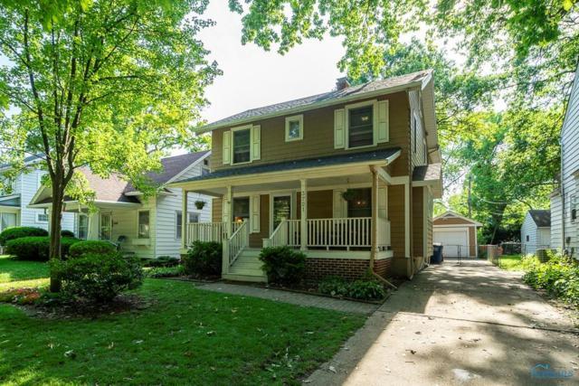 3721 Wyckliffe, Toledo, OH 43613 (MLS #6042500) :: RE/MAX Masters