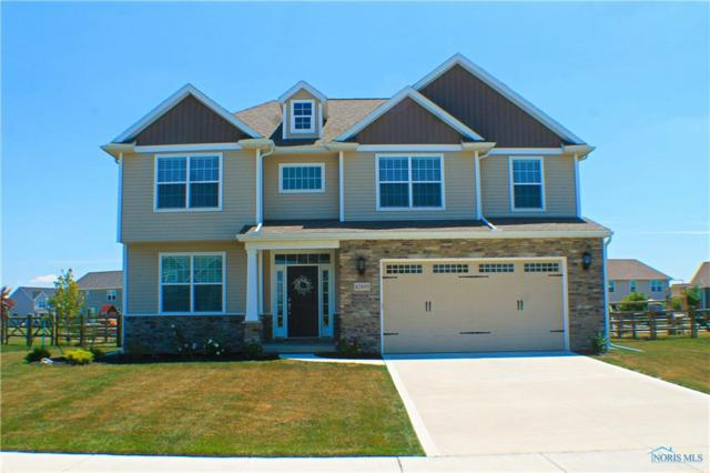 10883 Bay Trace, Perrysburg, OH 43551 (MLS #6042545) :: RE/MAX Masters