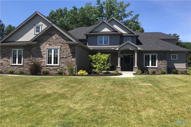 3932 Timber Valley, Maumee, OH 43537 (MLS #6042568) :: Key Realty