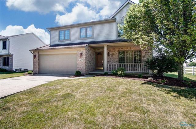 14715 Dexter Falls, Perrysburg, OH 43551 (MLS #6042614) :: Key Realty