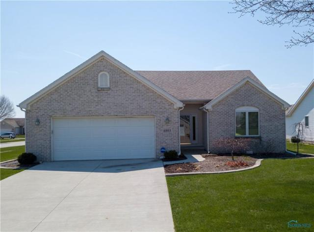 6953 Springview, Maumee, OH 43537 (MLS #6042632) :: Key Realty