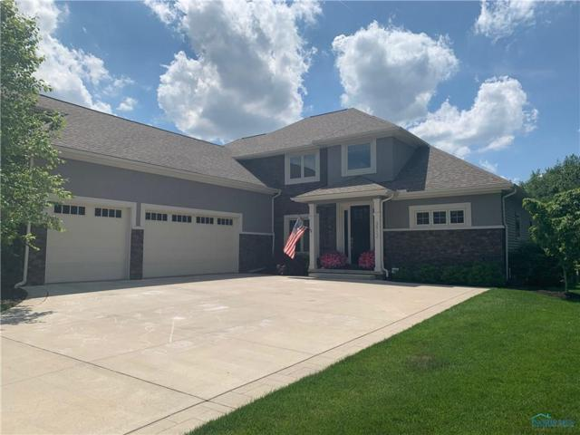 3912 Timber Valley, Maumee, OH 43537 (MLS #6042737) :: RE/MAX Masters