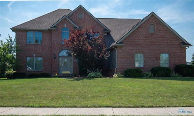 3025 Stonegate, Maumee, OH 43537 (MLS #6042829) :: RE/MAX Masters