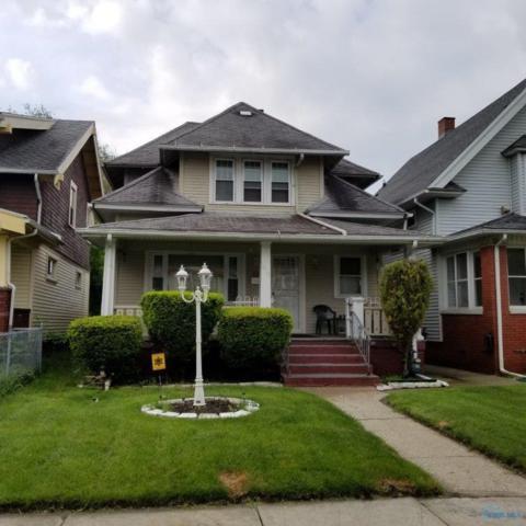 1011 Woodland, Toledo, OH 43607 (MLS #6042837) :: Key Realty