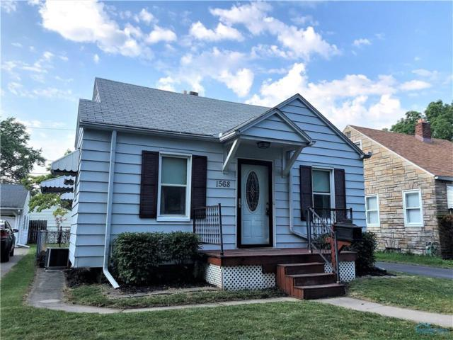1568 Crestwood, Toledo, OH 43612 (MLS #6043183) :: Key Realty