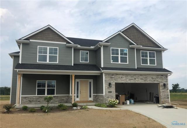 9831 Coopers Hawk, Sylvania, OH 43560 (MLS #6043694) :: Key Realty