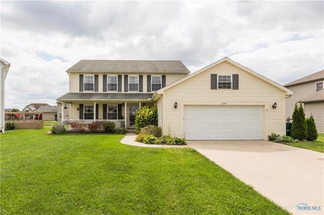 200 Genson, Haskins, OH 43525 (MLS #6044955) :: RE/MAX Masters