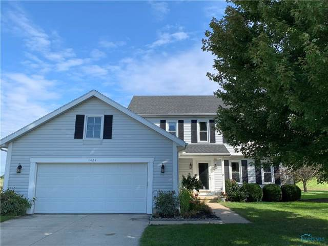 1424 Wren, Bowling Green, OH 43402 (MLS #6045067) :: RE/MAX Masters