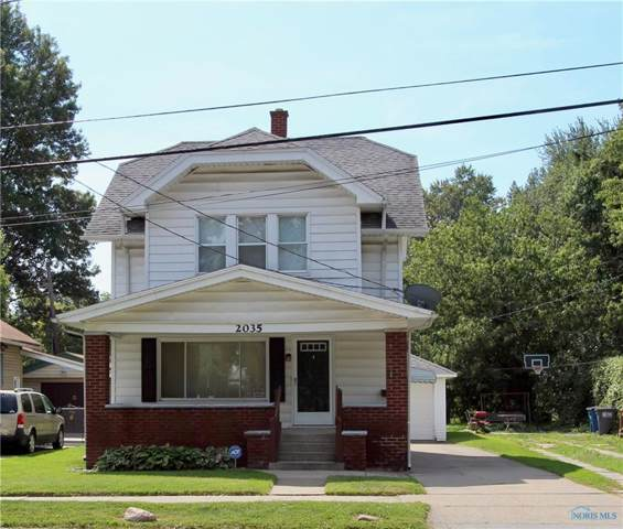 2035 South, Toledo, OH 43609 (MLS #6045080) :: RE/MAX Masters