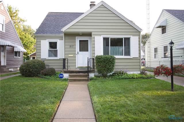 817 W Gramercy, Toledo, OH 43612 (MLS #6045197) :: RE/MAX Masters