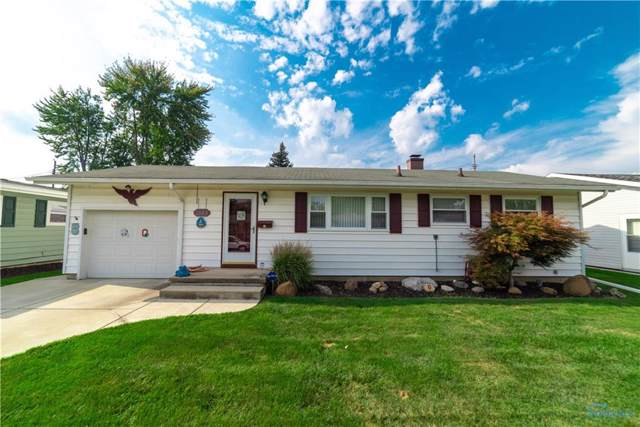 1373 Cranbrook, Maumee, OH 43537 (MLS #6045205) :: Key Realty