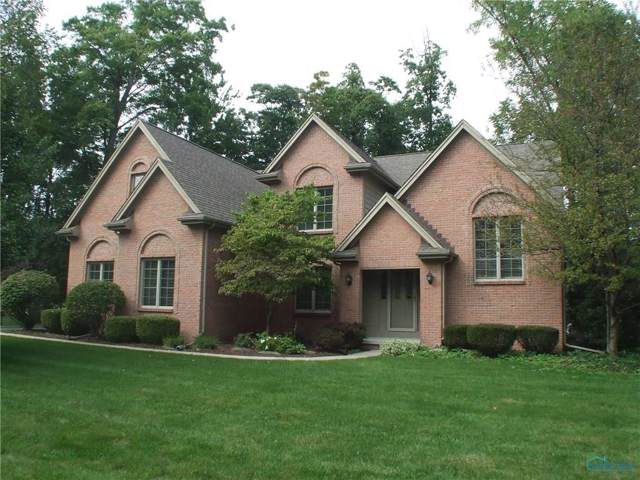 7920 Chestnut Ridge, Maumee, OH 43537 (MLS #6045367) :: Key Realty