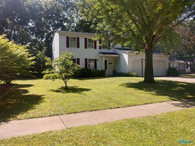 2301 Country Squire, Toledo, OH 43615 (MLS #6045377) :: RE/MAX Masters