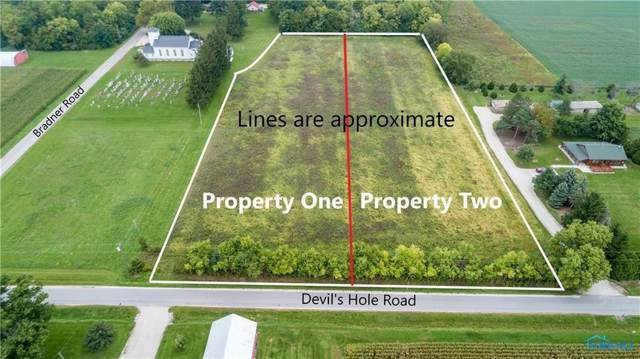 1of2 Devils Hole, Pemberville, OH 43450 (MLS #6045397) :: Key Realty