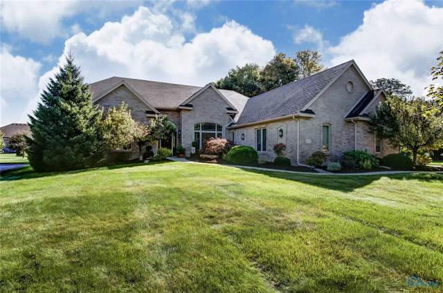 4029 Secluded Ravine, Maumee, OH 43537 (MLS #6045639) :: RE/MAX Masters