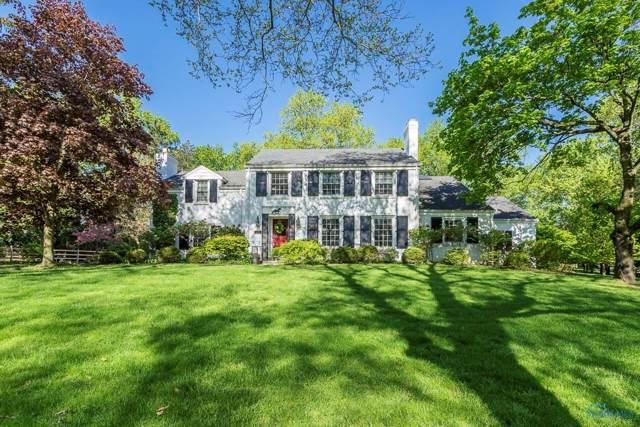 2551 Edgehill, Ottawa Hills, OH 43615 (MLS #6045668) :: Key Realty
