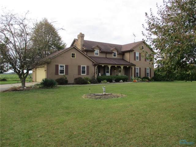 10735 County Road O, Napoleon, OH 43545 (MLS #6045843) :: RE/MAX Masters