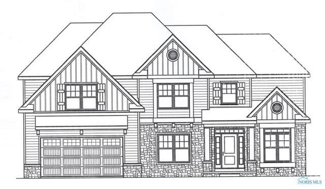 126 Taylors Mill Circle, Perrysburg, OH 43551 (MLS #6045937) :: Key Realty