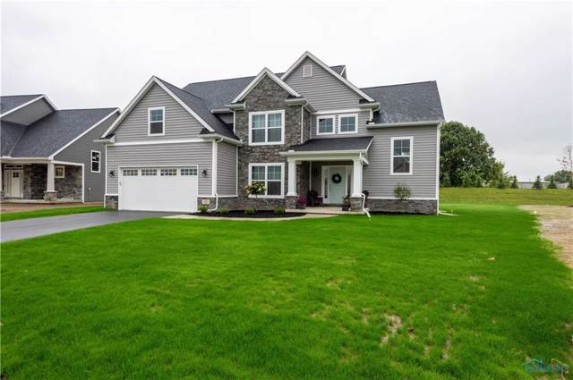 112 Barton Creek, Perrysburg, OH 43551 (MLS #6046065) :: Key Realty