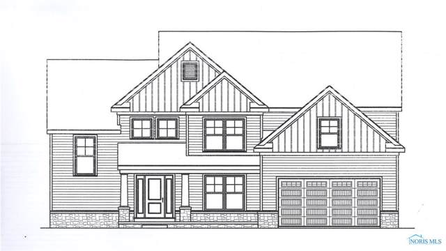 142 Taylors Mill Circle, Perrysburg, OH 43551 (MLS #6046112) :: Key Realty
