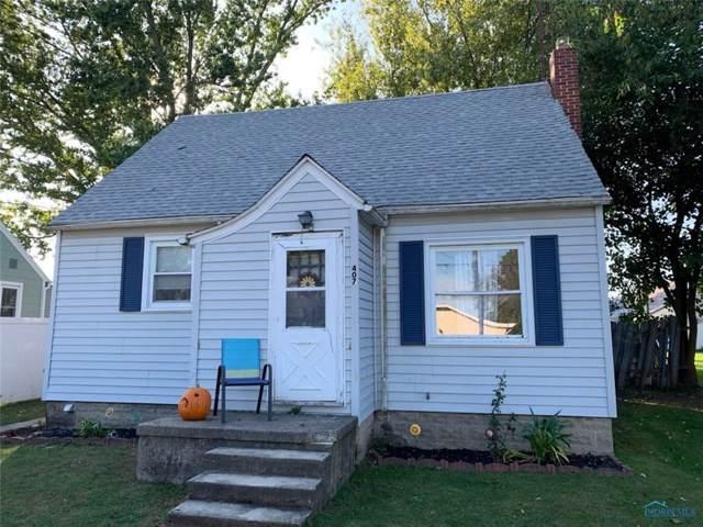 407 N Oak, Edgerton, OH 43517 (MLS #6046277) :: RE/MAX Masters