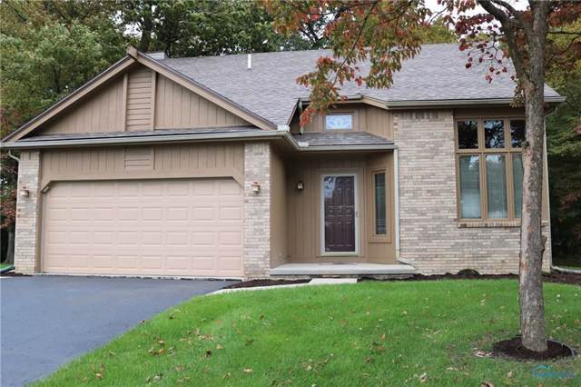 5542 Forest Bend, Toledo, OH 43615 (MLS #6046667) :: Key Realty