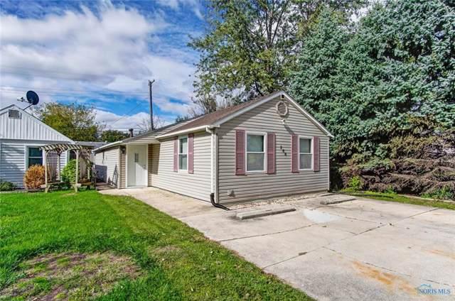 208 Gardner, Northwood, OH 43619 (MLS #6046780) :: Key Realty